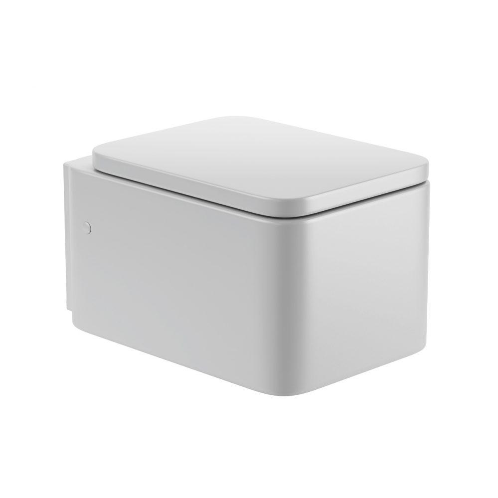 3d model Element Wall-hung WC by Roca