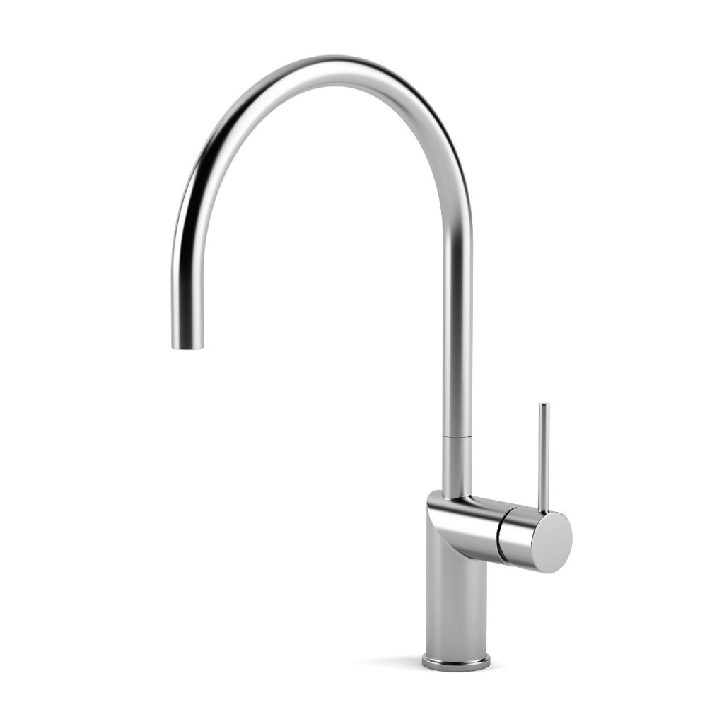 Rhythm Kitchen Faucet RH-100 by Nivito - Dimensiva