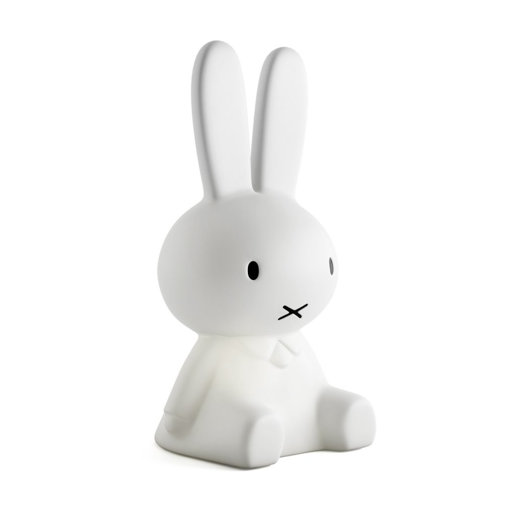3d model Miffy Lamp by MrMaria