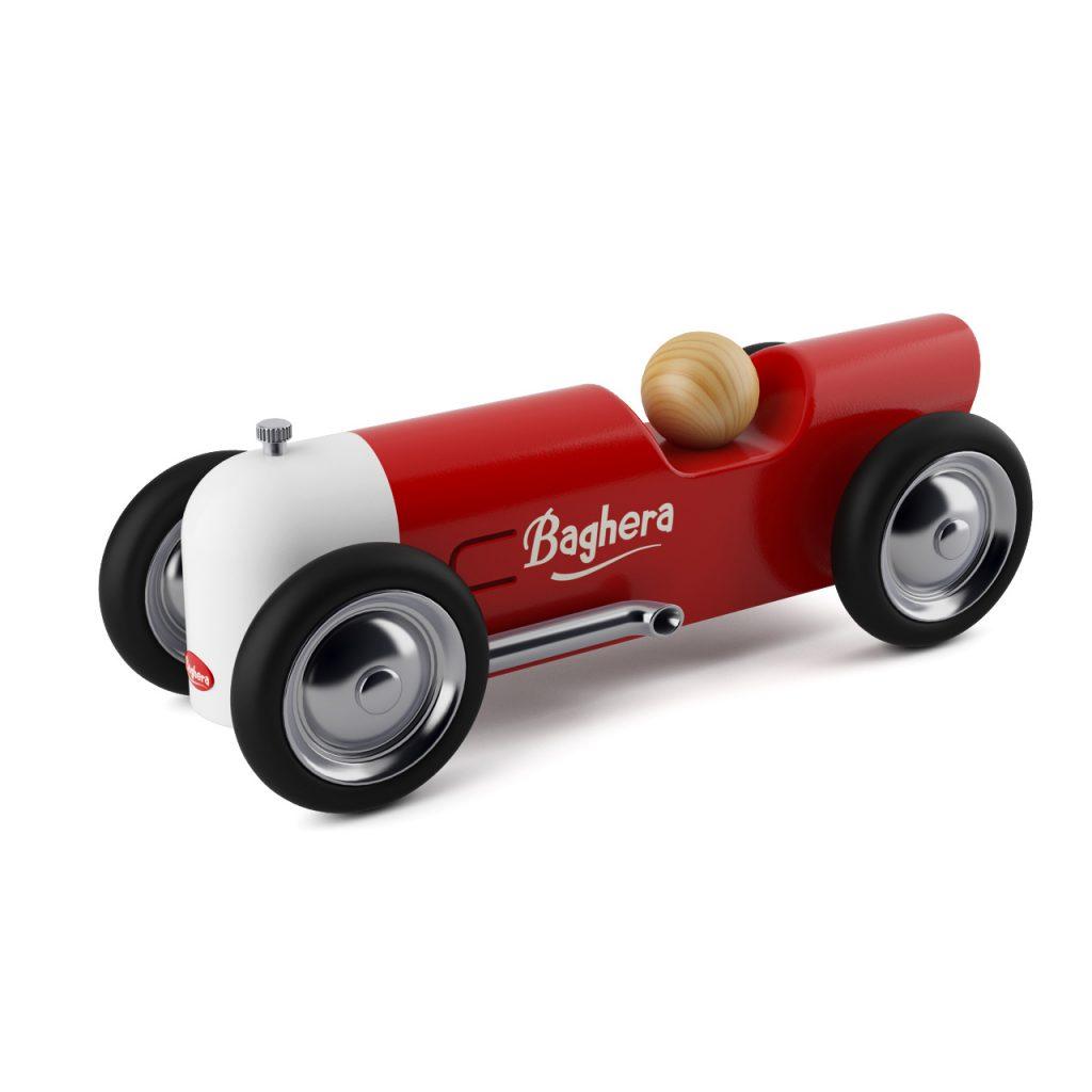 3d model Mini Toy Car Thunder by Baghera