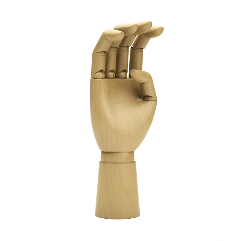 3d model Wooden Hand by Hay