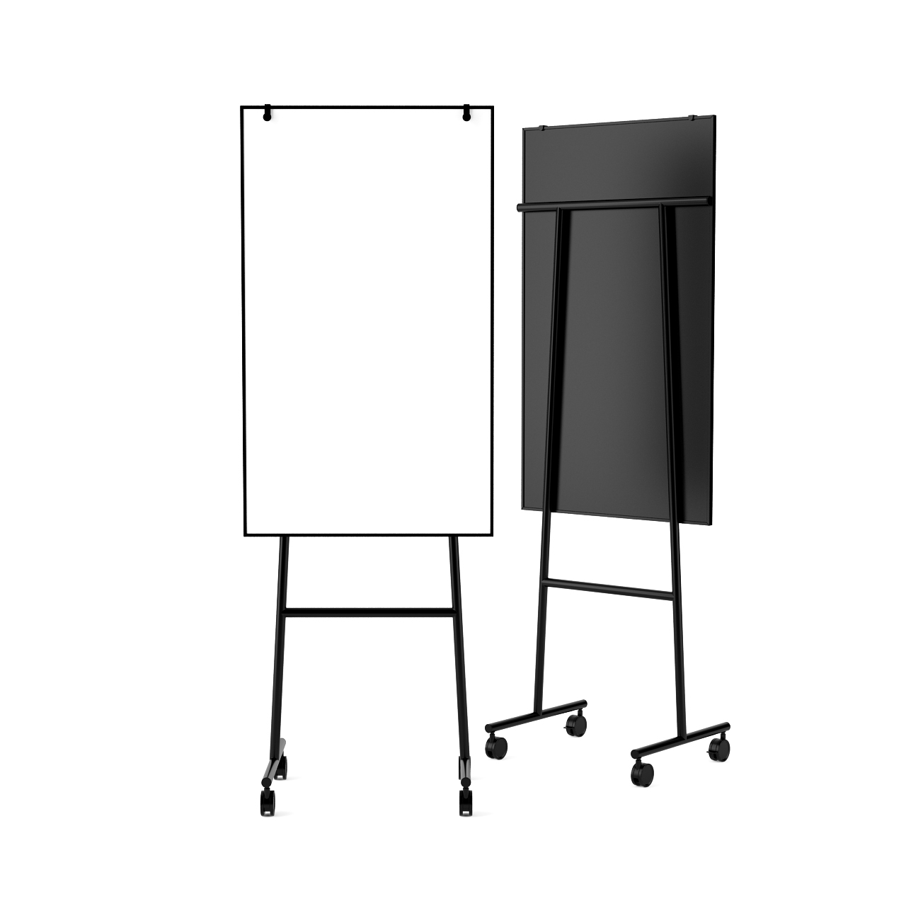 One Mobile Flip Chart by Lintex