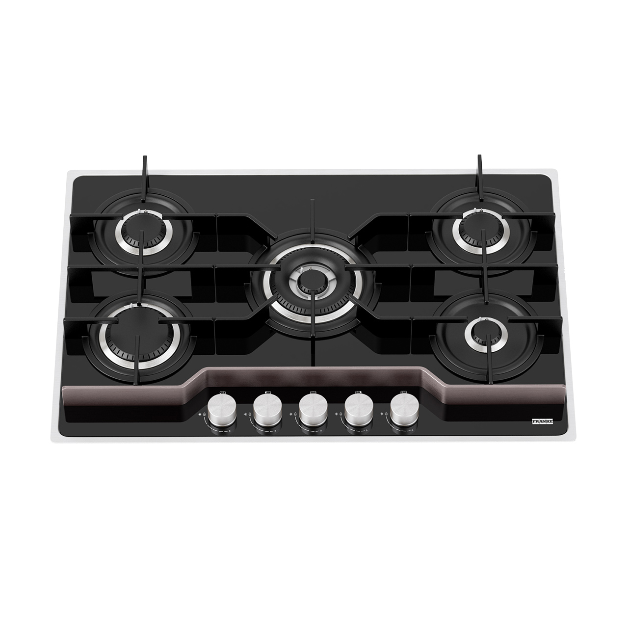 Frames Gas Hob 785 by Franke