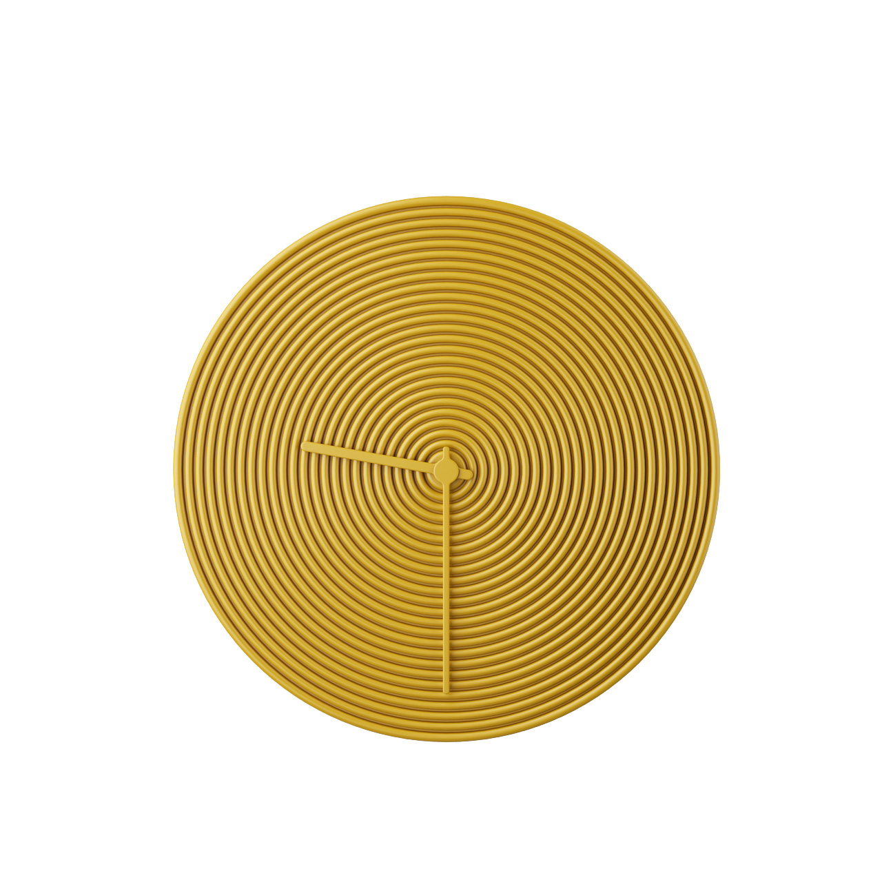Ring Wall-mounted Ceramic Clock by Atipico