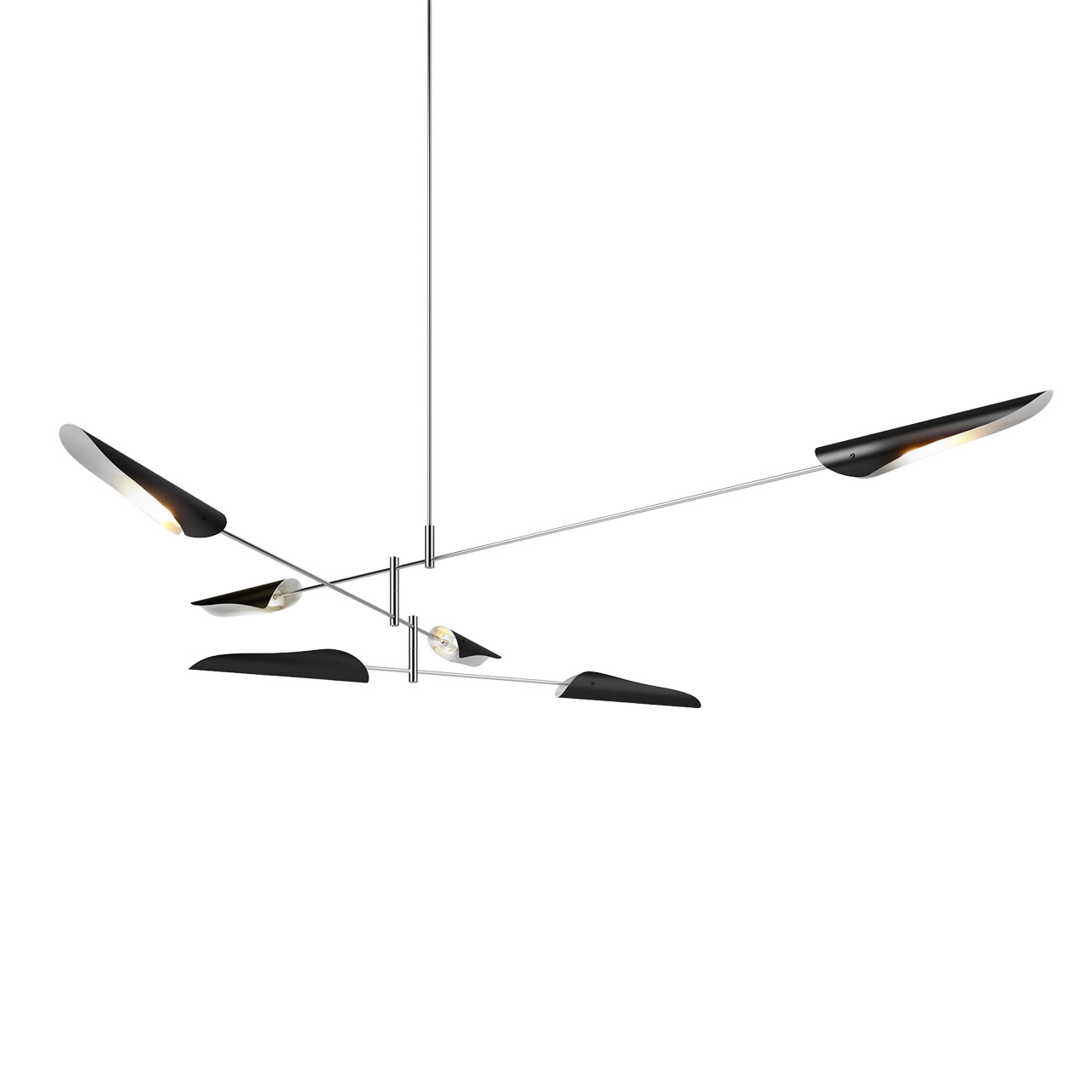 Sarus No 428 Mobile Pendant Light by David Weeks Studio