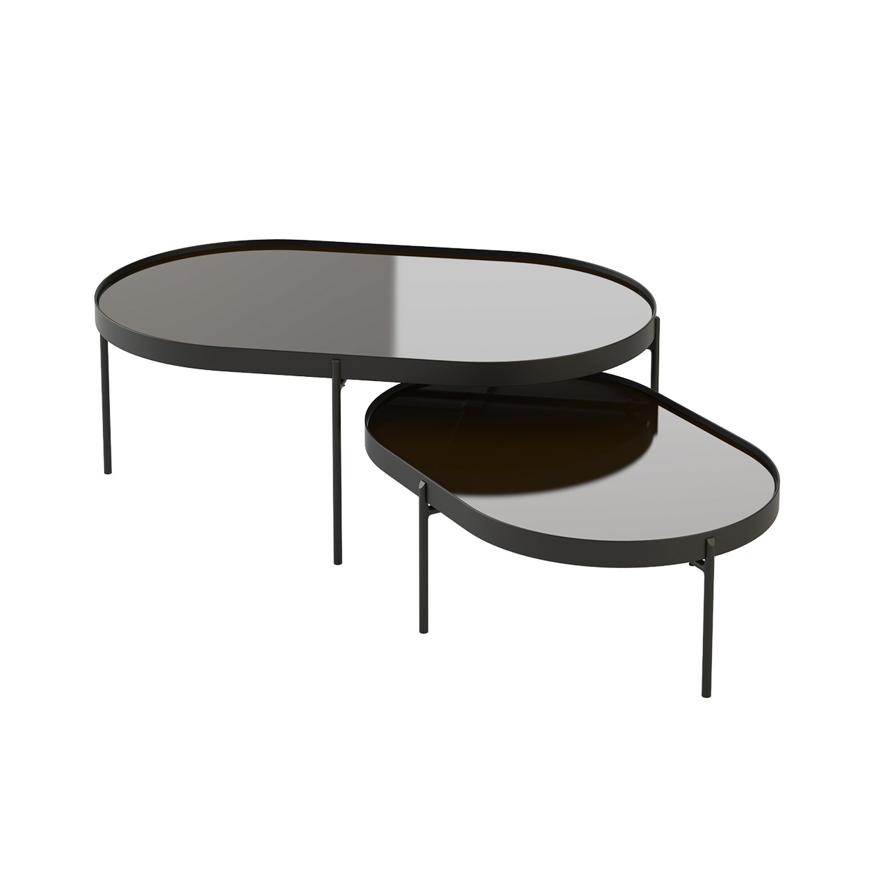 lithos tables by b b italia dimensiva. Black Bedroom Furniture Sets. Home Design Ideas