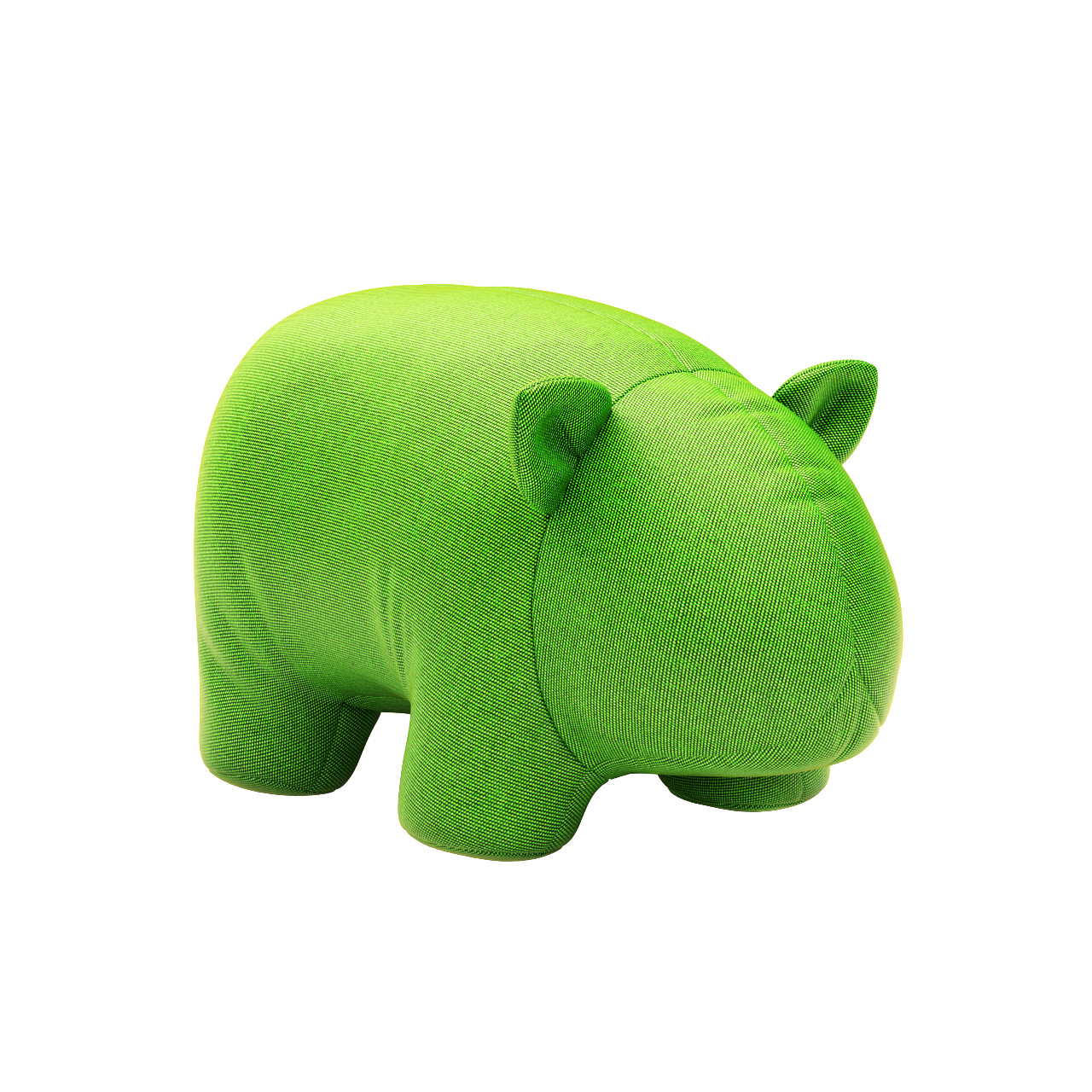 Wombat Plush Toy by Les Basic