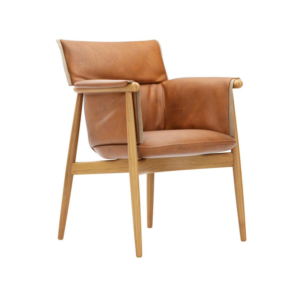 3d-model-embrace-chair-by-carl-hansen-&-son