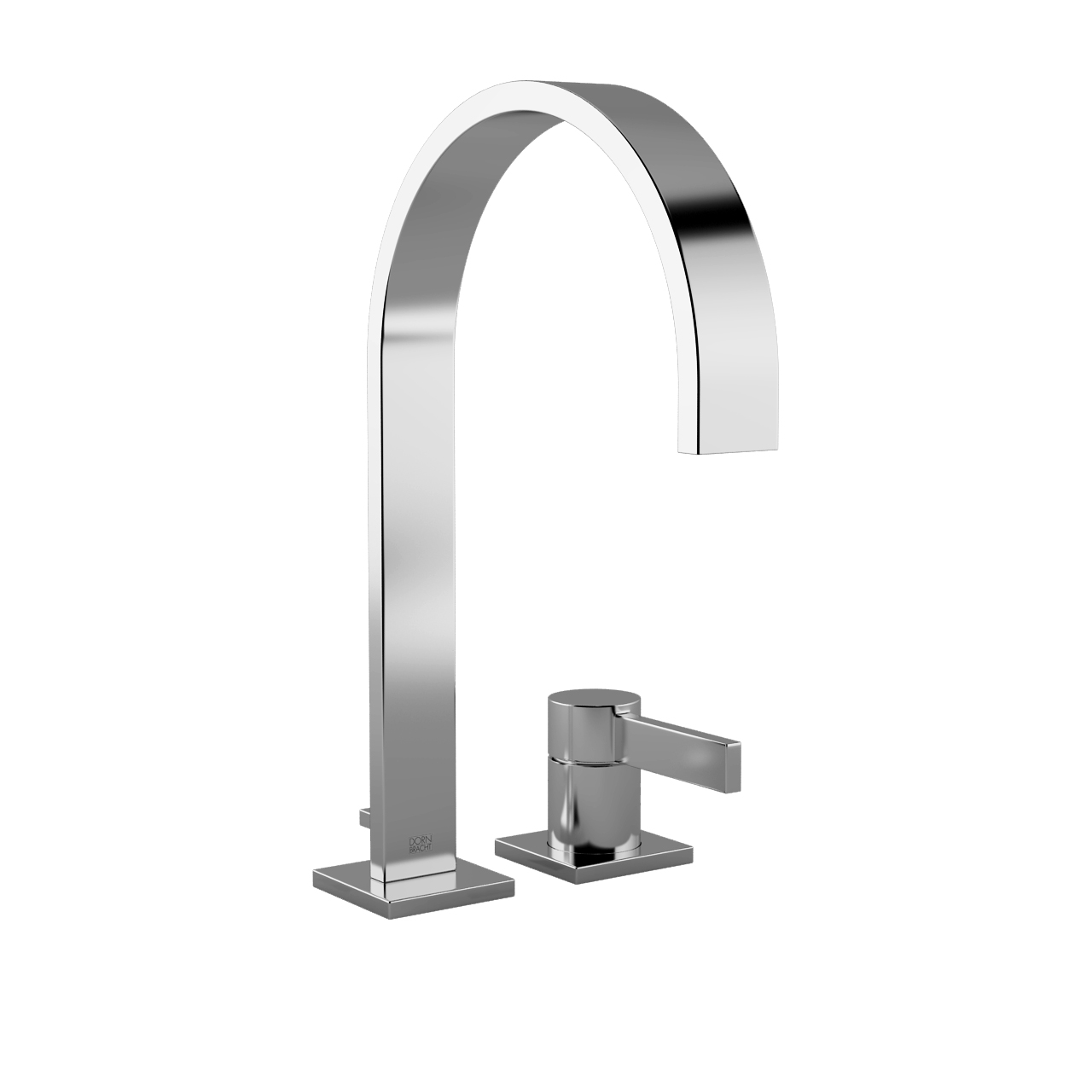 Mem Two Hole Basin Mixer by DornBracht