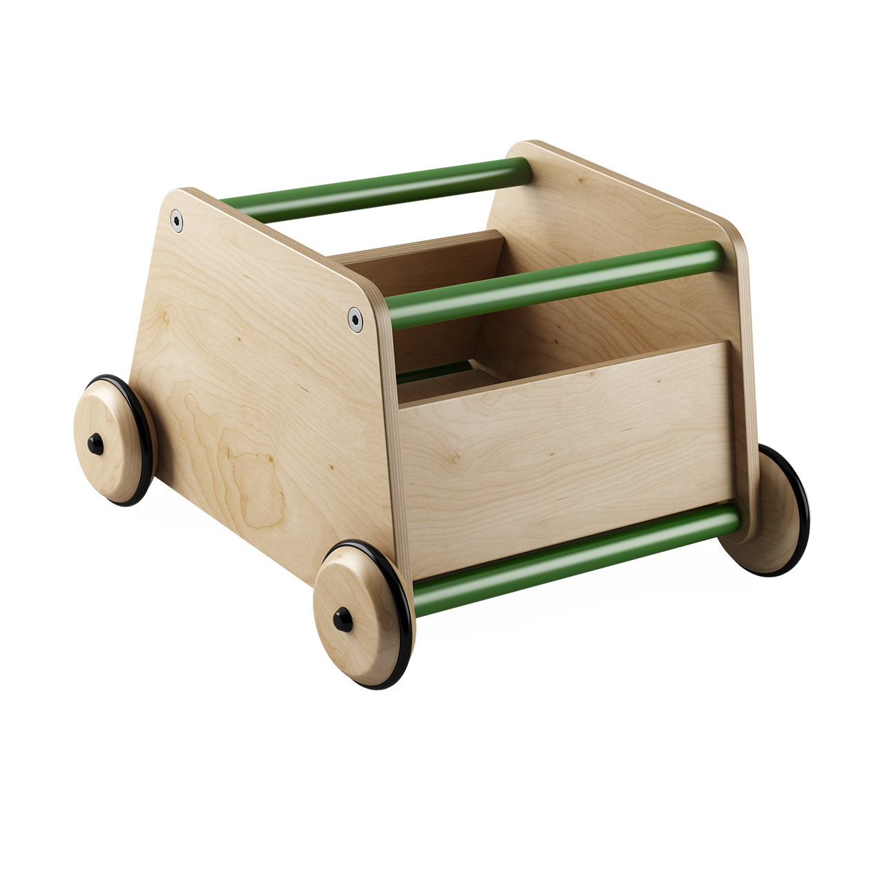 Ottawa Toy Storage Box by Made Design