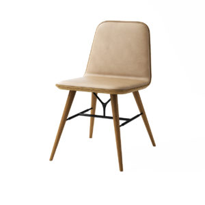 Spine Chair by Fredericia