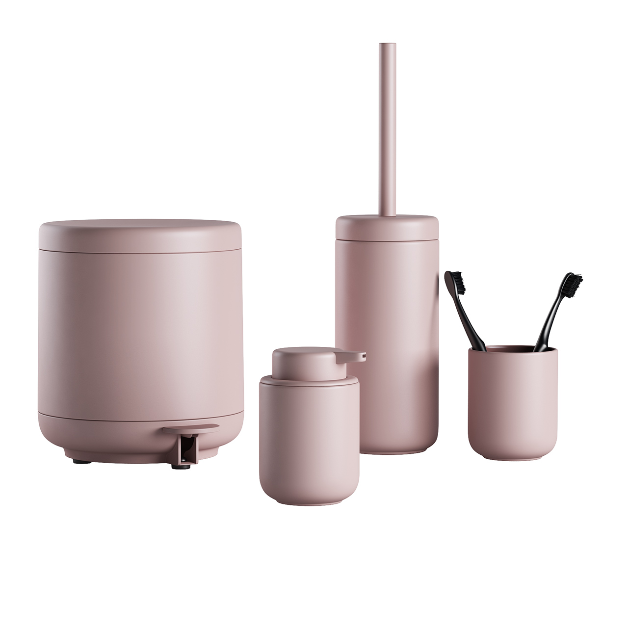 Ume Series Bathroom Accessories by Zone Denmark
