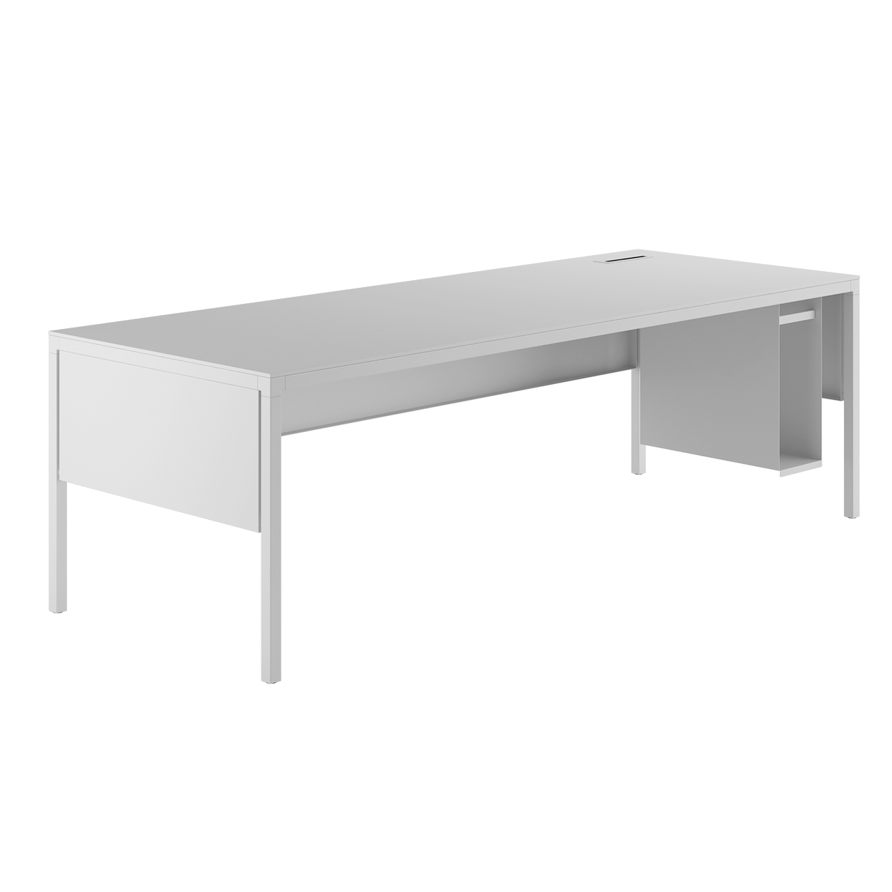 Helsinki Office 35 Desk System by Desalto