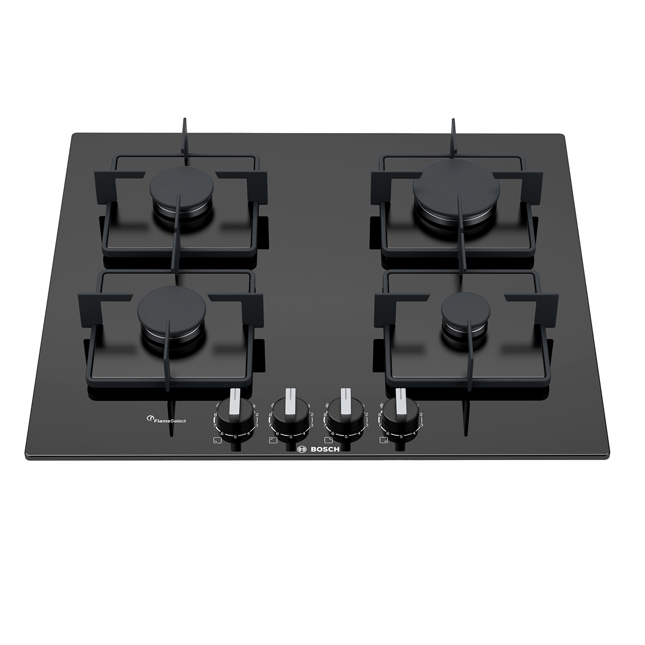 Serie 6 PPP6A6B10 Gas Hob by Bosch