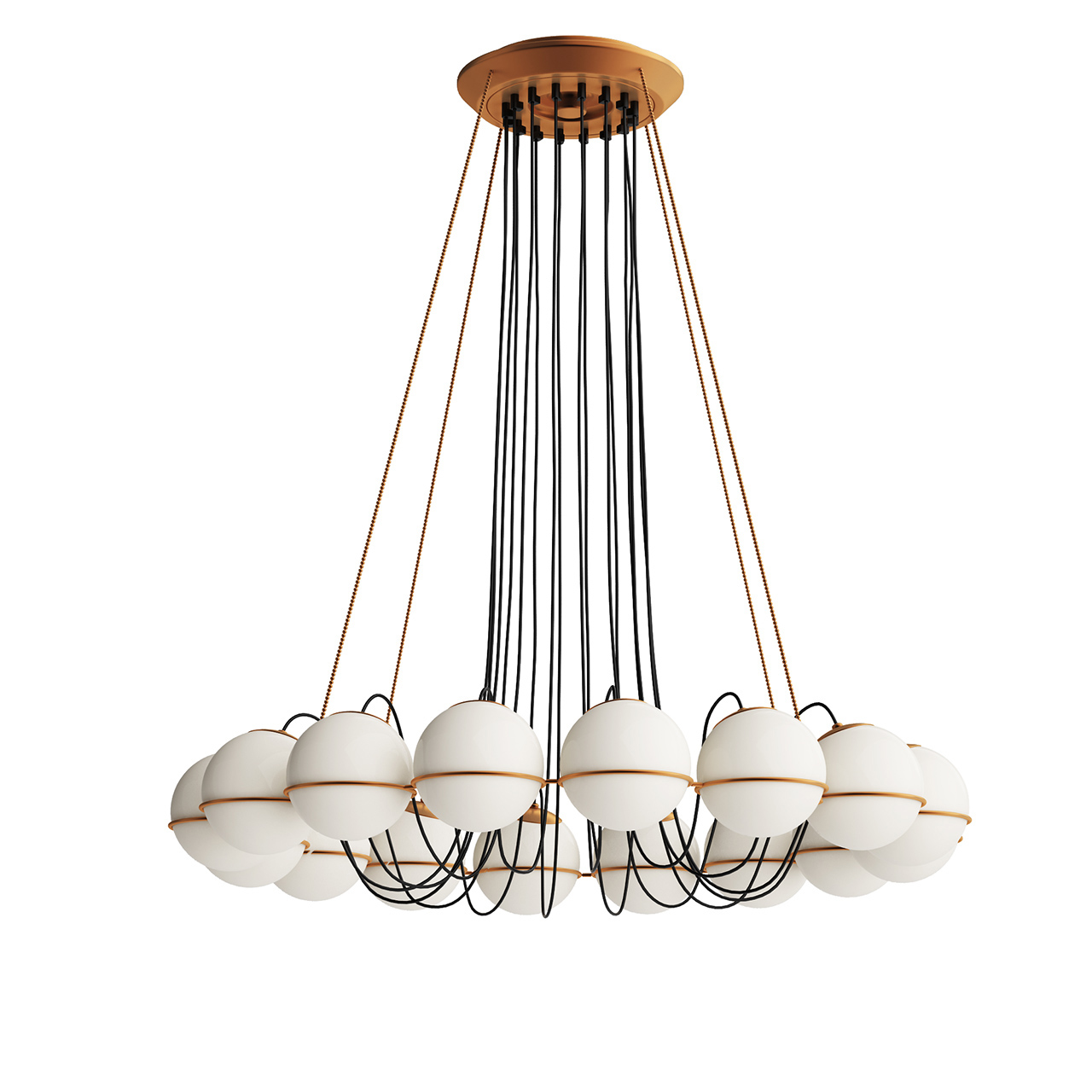 2109 Pendant Light by Astep