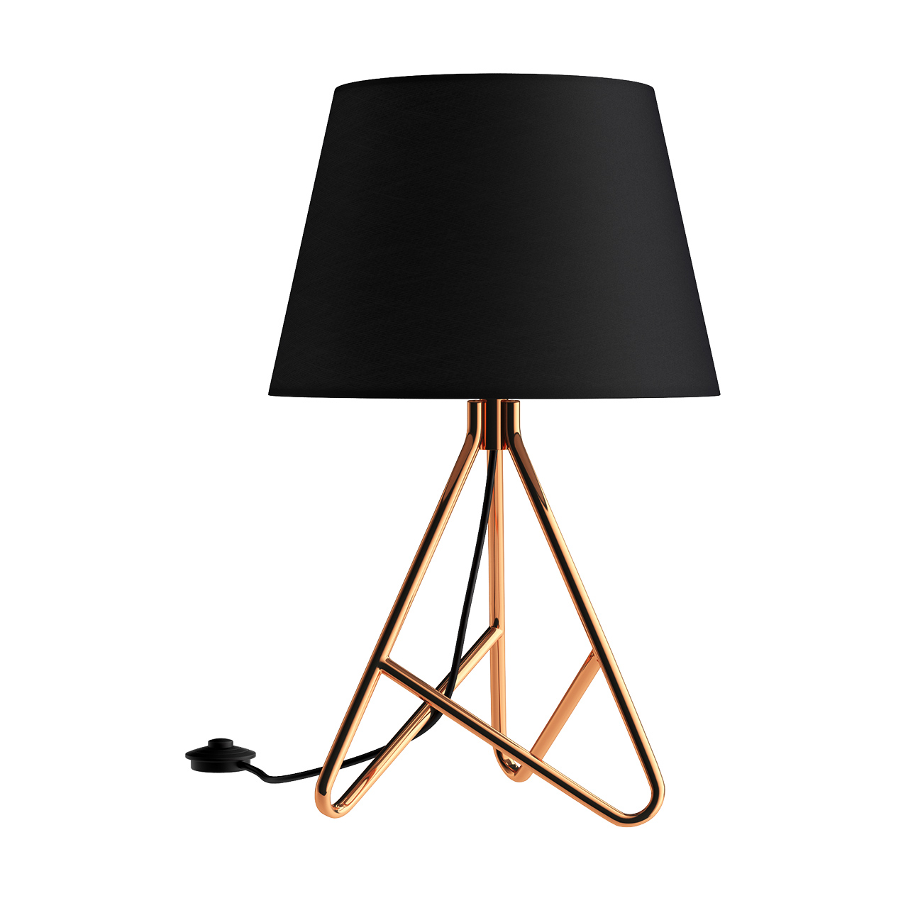 Albus Twisted Table Lamp By John Lewis Amp Partners Dimensiva