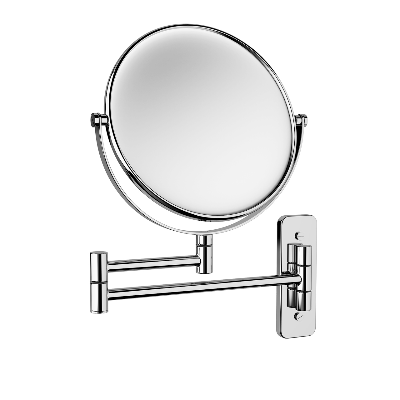D-Code Cosmetic Mirror by Duravit