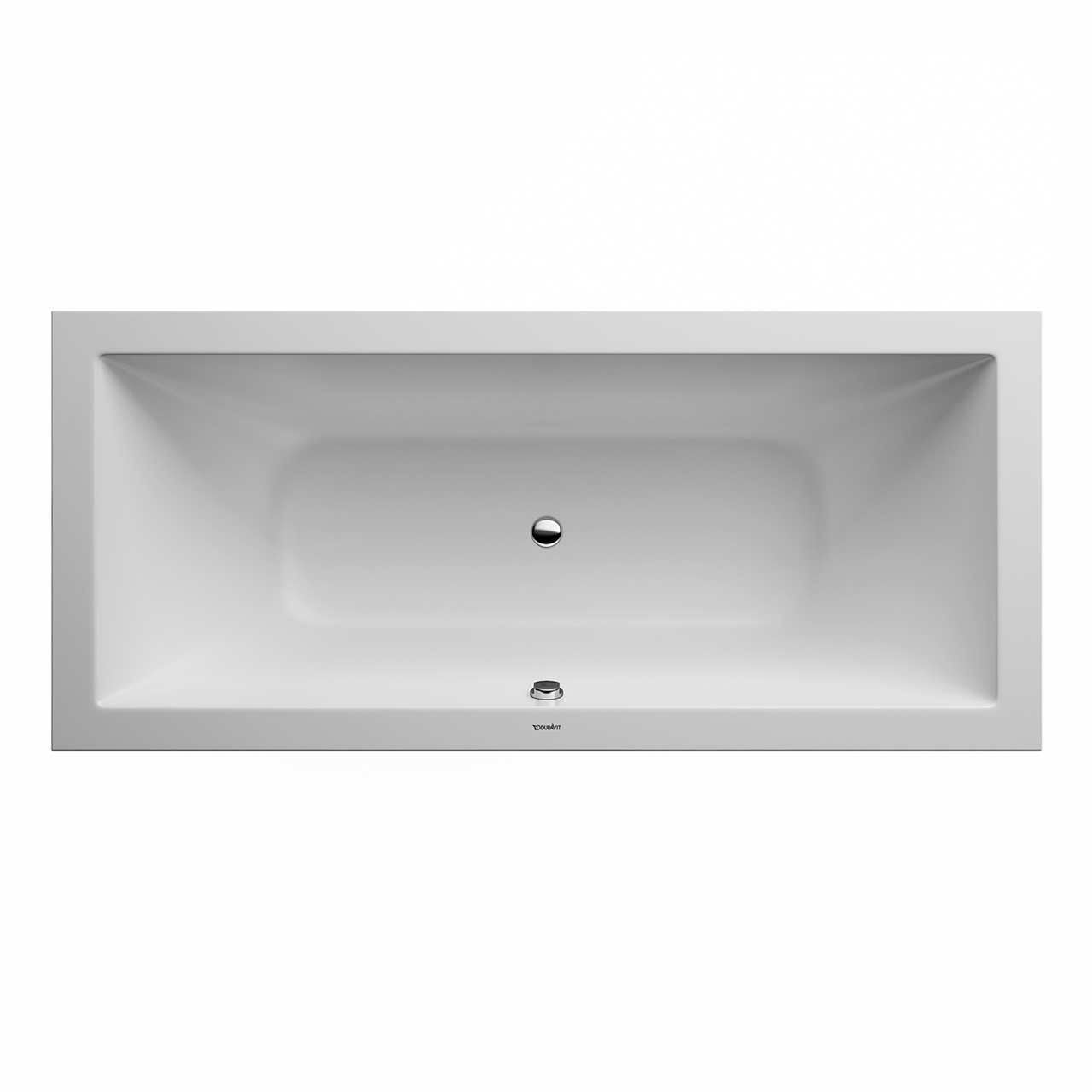 DuraSquare Bathtub by Duravit
