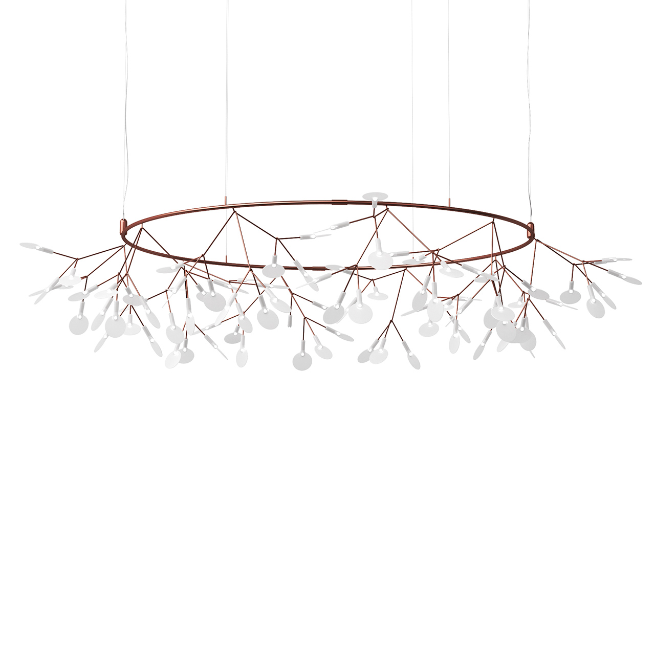 Heracleum The Small Big O Pendant by Moooi