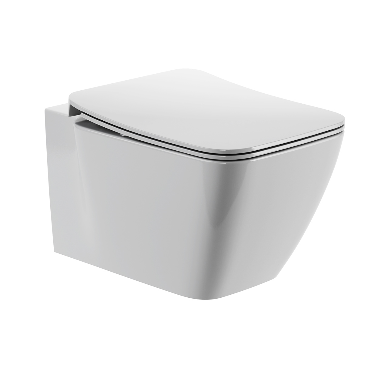 Strada II Toilet Wall-hung by Ideal Standard