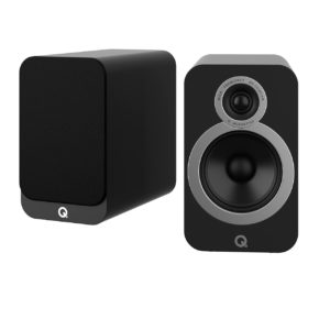 Q3020i Bookshelf Speakers by Q Acoustics