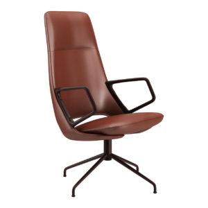 Zuma Armchair 4-legged by Artifort