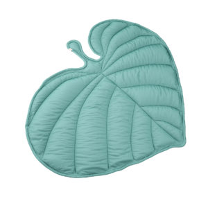 Leaf Play Mat Mint Green by Nofred