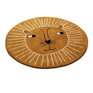 Lion Rug by Oyoy