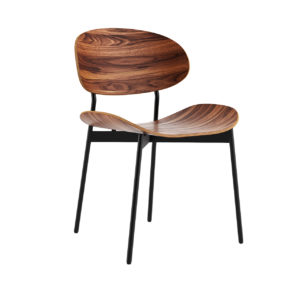 Luz Wooden Chair by More