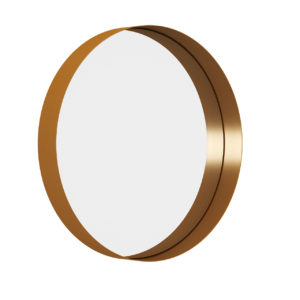 Cypris Round Mirror by ClassiCon