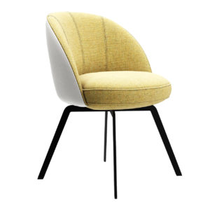 629 Chair by Rolf Benz