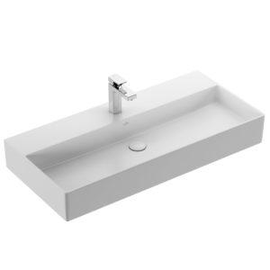 Memento 2.0 Surface-mounted Washbasin 100x47cm by Villeroy&Boch