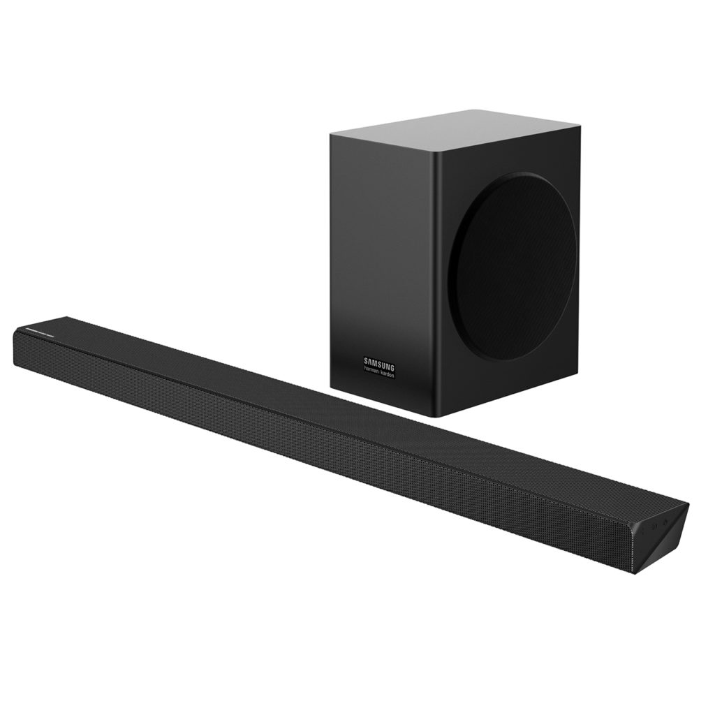 HW-Q60R Soundbar by Samsung - Dimensiva