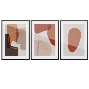 Art Prints Posters Shapes and Lines by Desenio