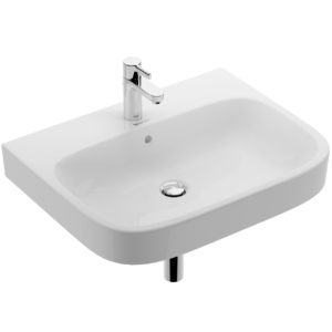 Happy D.2 2318 Washbasin by Duravit