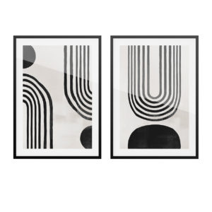 Art Prints Posters Berlin Arches by Desenio