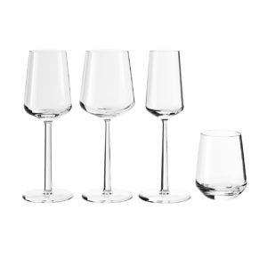 Drinking Essence Glasses by Iittala