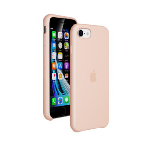 iPhone SE Silicone Case by Apple