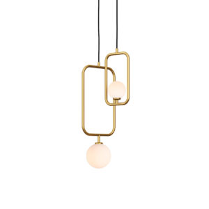 Sircle Pendant S and L by Seed Design