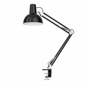 Spring Balanced Clamp Lamp by Midgard