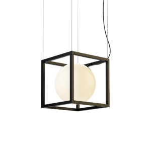 Witt 1 Pendant Light by Rich Brilliant Willing
