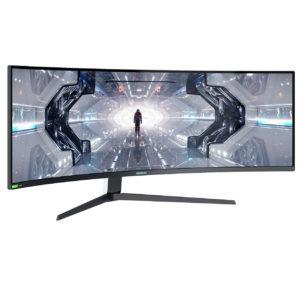 Odyssey G9 QLED Dual-QHD Gaming Monitor by Samsung