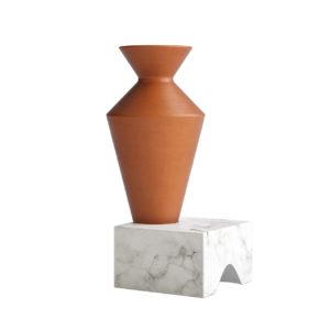 Trascorso Vase 1 by La Casa di Pietra