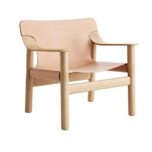 Bernard Lounge Chair Natur by Hay