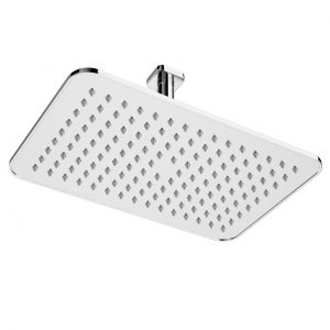 Ceiling Square Rain Shower Head 222 x 342 mm by Laufen
