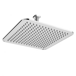 Ceiling Square Rain Shower Head 302 and 353 mm by Laufen