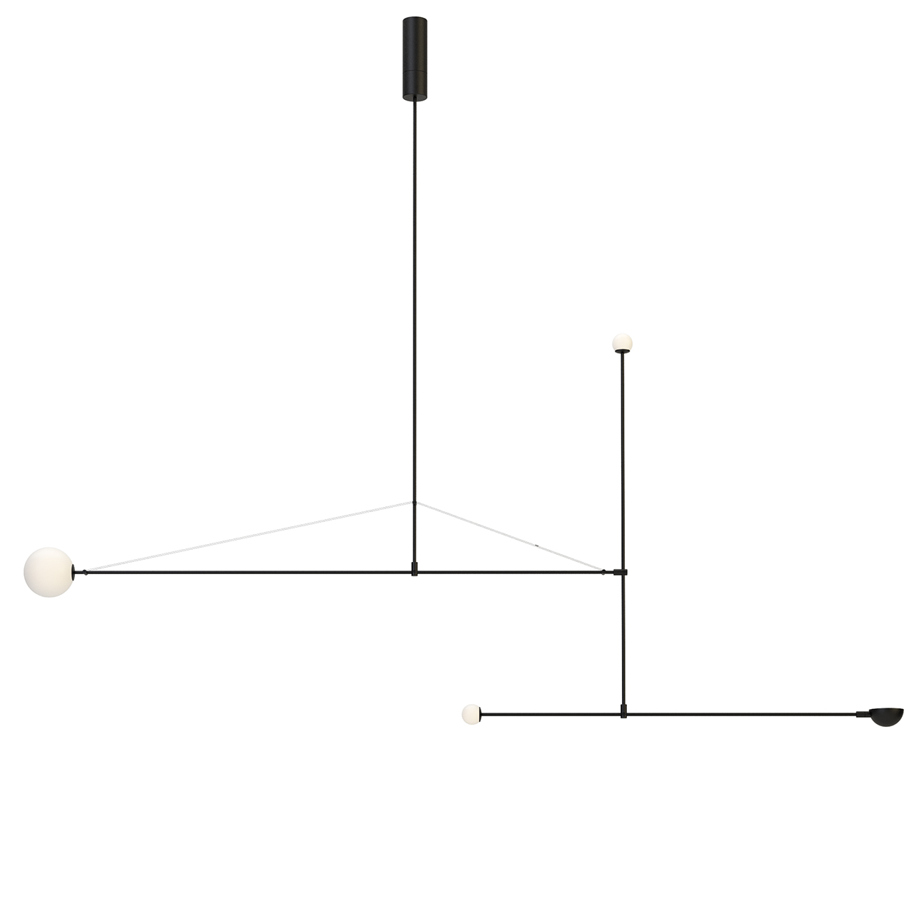 Mobile Chandelier 1 by Michael Anastassiades