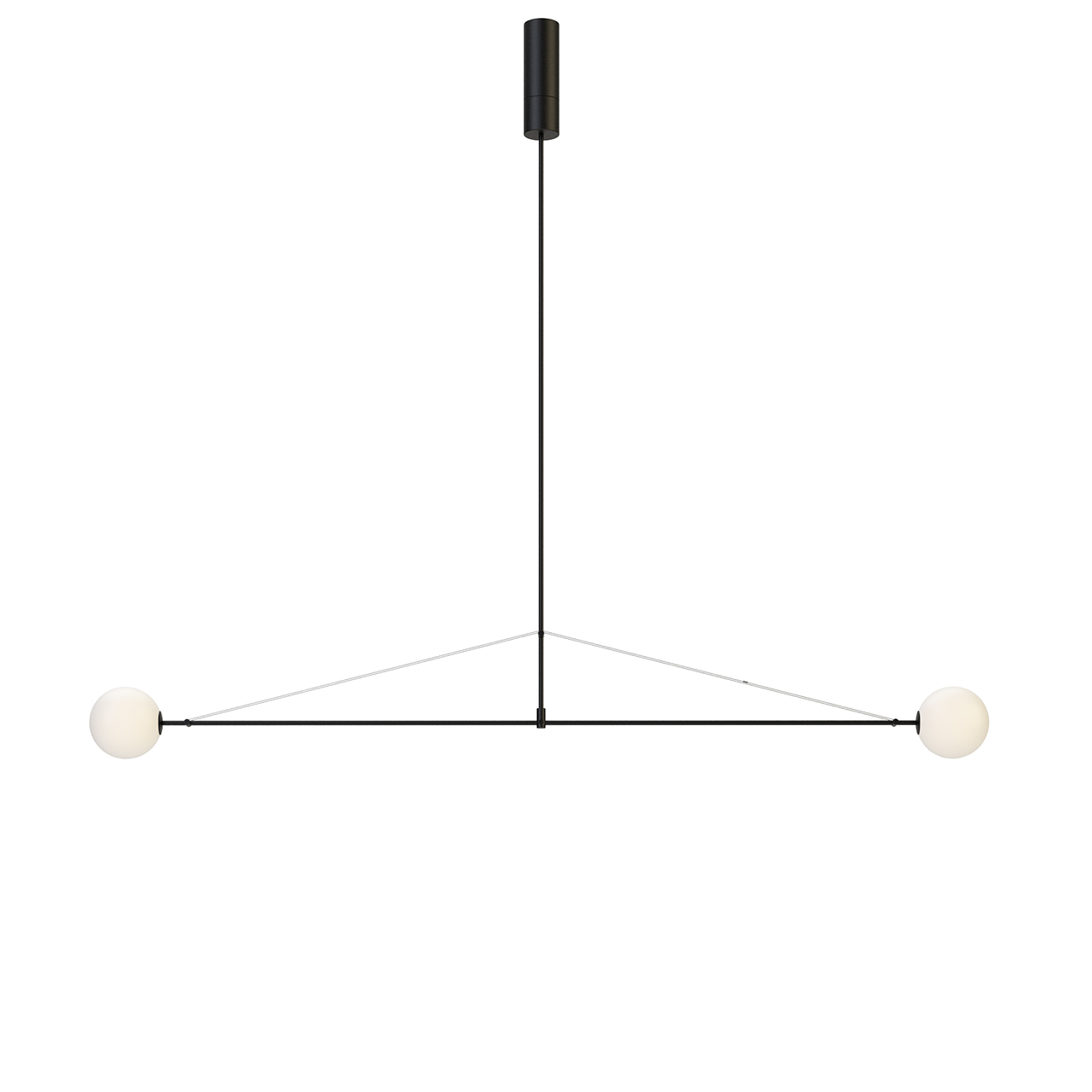 Mobile Chandelier 2 by Michael Anastassiades