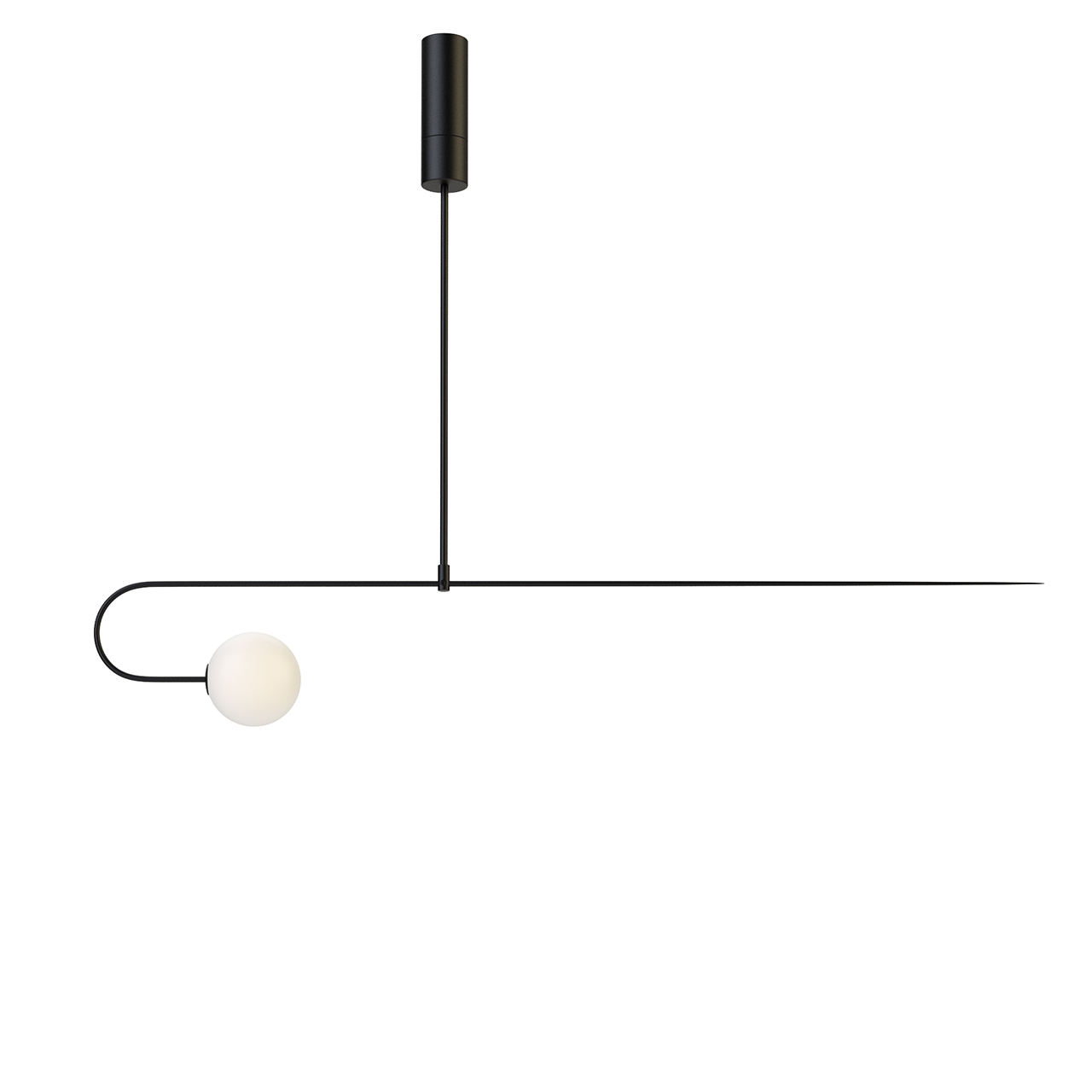 Mobile Chandelier 8 by Michael Anastassiades