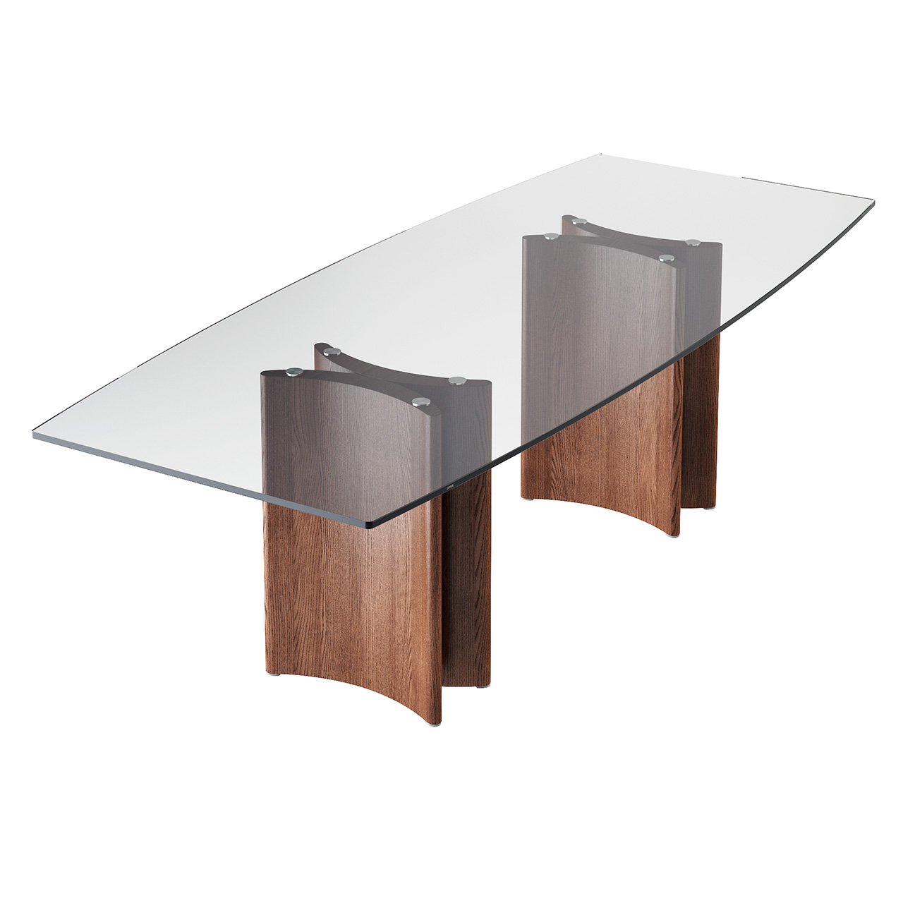Alan Botte Cristallo Table by Porada